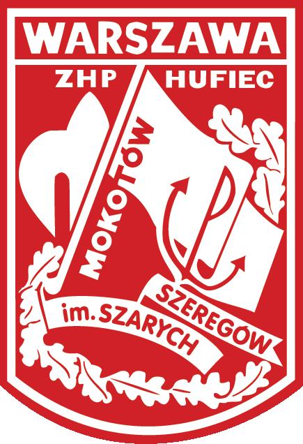 Hufiec Warszawa Mokotów Logo